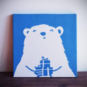 Polar Bear's Gift 01